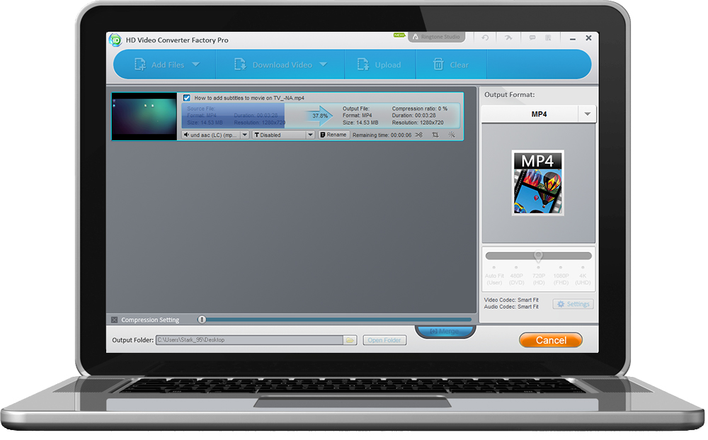 Using Audio Converter