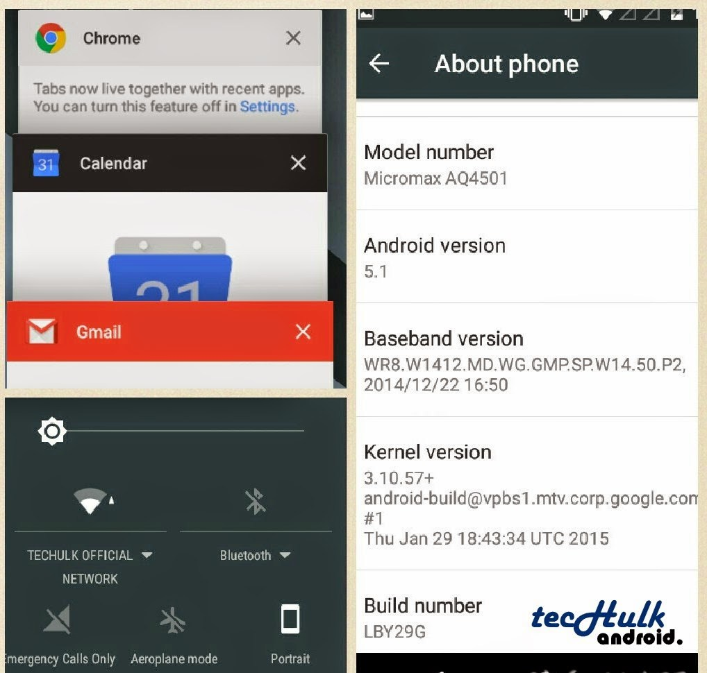 Install Lollipop On Micromax Android One | Techulk
