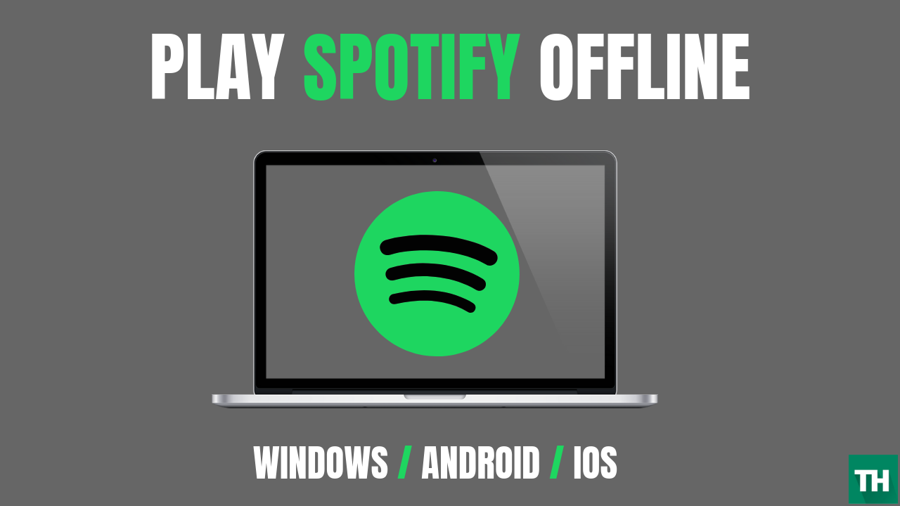 spotify play offline windows