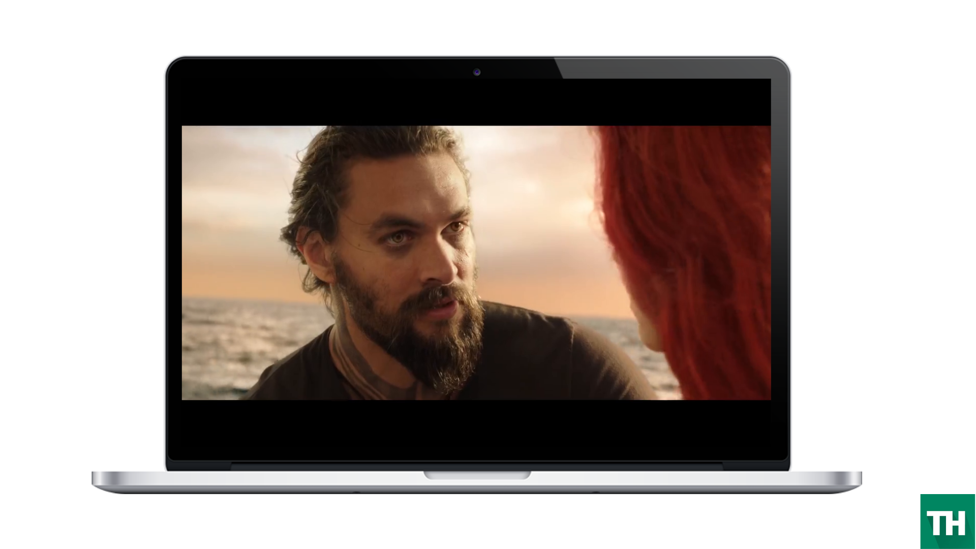 Web-DL Screen Of Aquaman