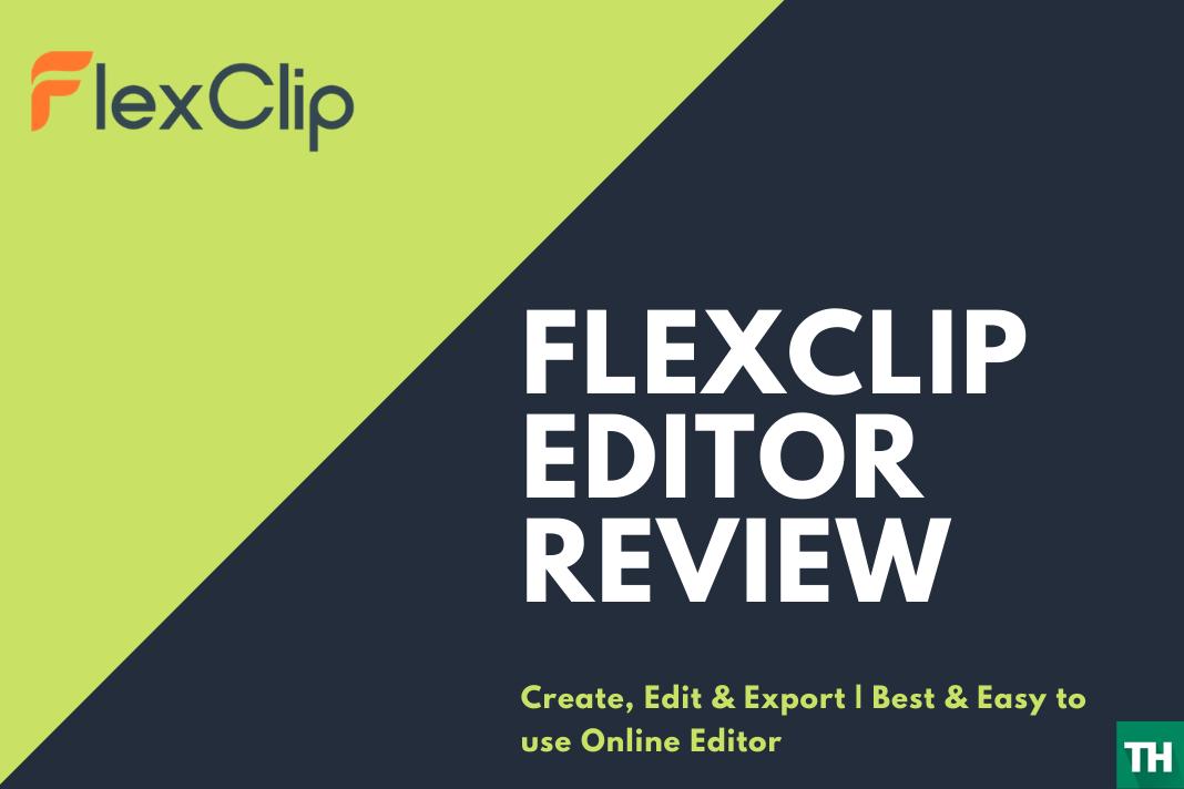 Flexclip Editor Review FI