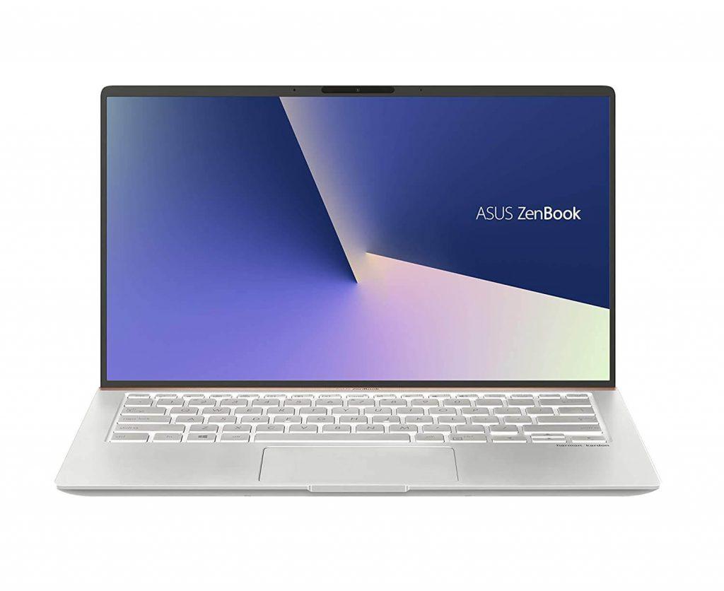 Asus Zenbook 14 Best White Laptop