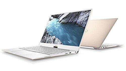 Dell XPS Best White Laptop