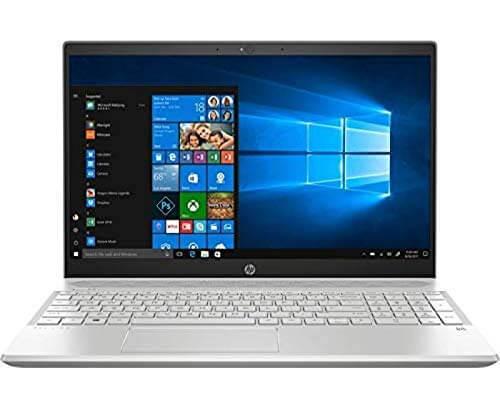 Hp 15.6 silver laptop