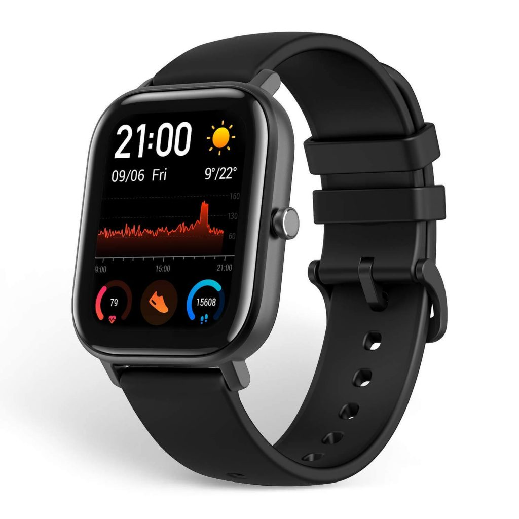 Huami Amazfit gts best smartwatch under 10000