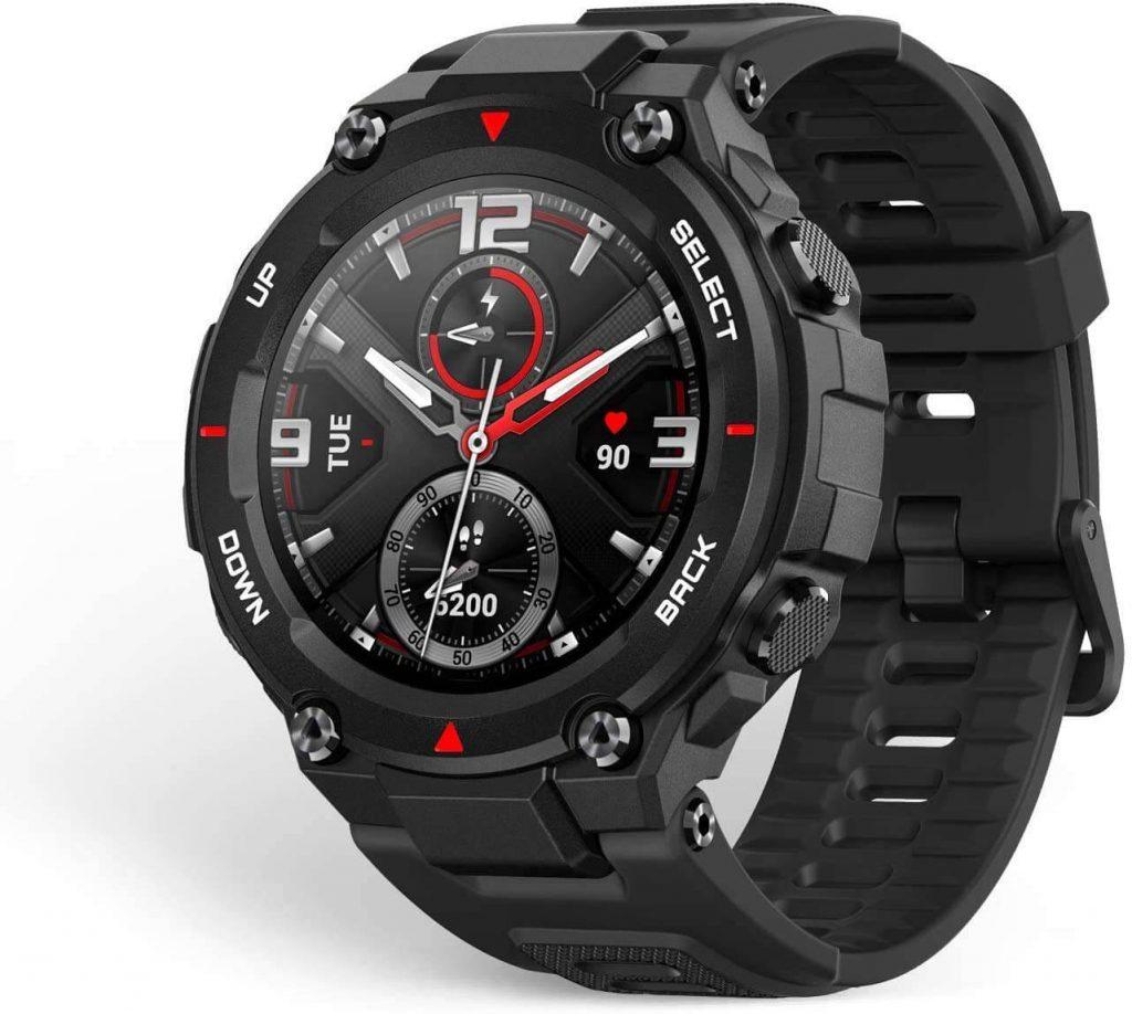 Huami Amazfit T-Rex Smart best budget smartwatch