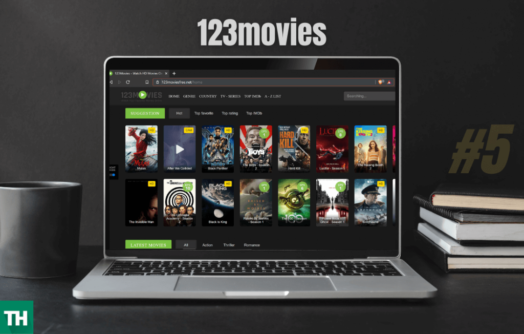 123movies - sites like yes movies