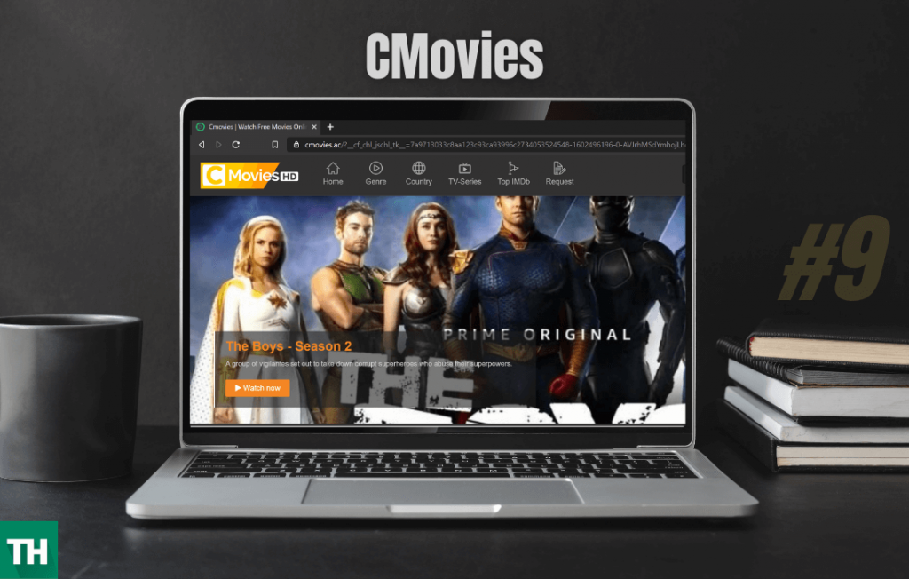 Cmovies - sites like yes movies
