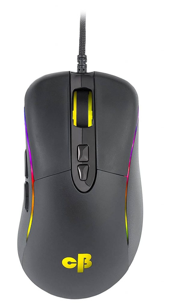 Cosmic Byte Equinox Alpha gaming mouse under 2000