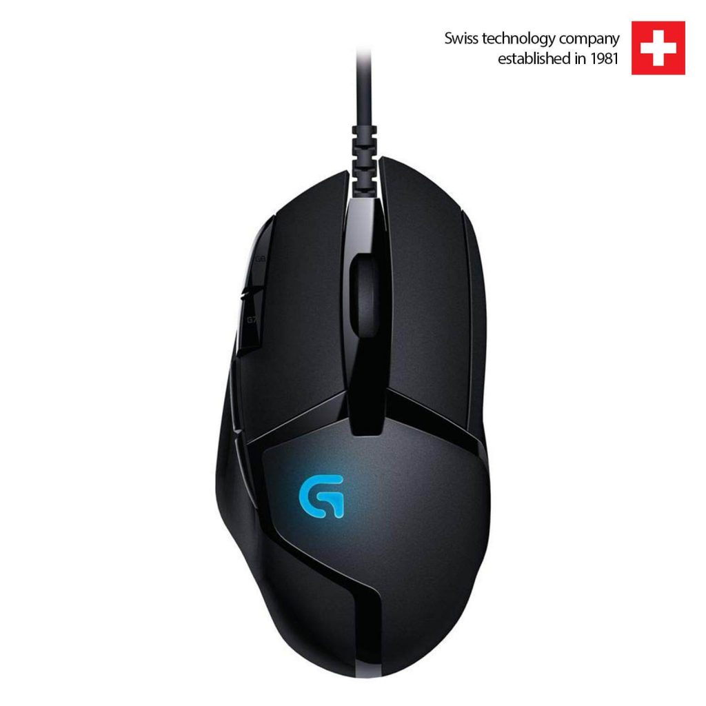 Logitech g 402 Hyperion Gaming mouse under 2000