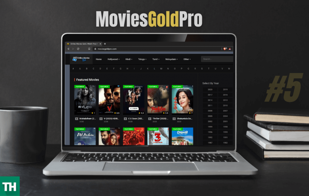 Movies Gold pro best site to watch tamil movies online free on a laptop