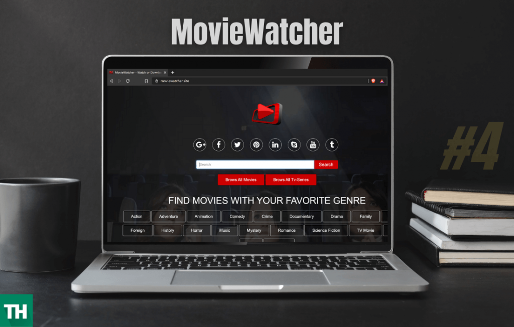 Movie Watcher - Yes movies alternatives