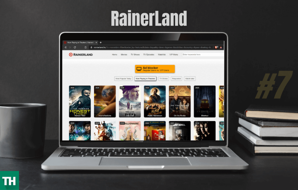 RainerLand - sites like yes movies