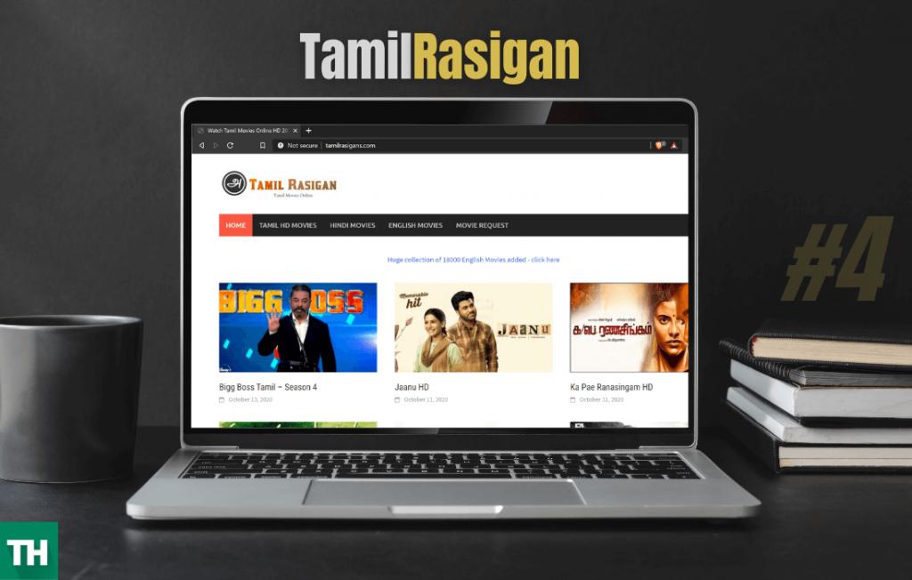 Tamil Rasigan - tamil movie websites list