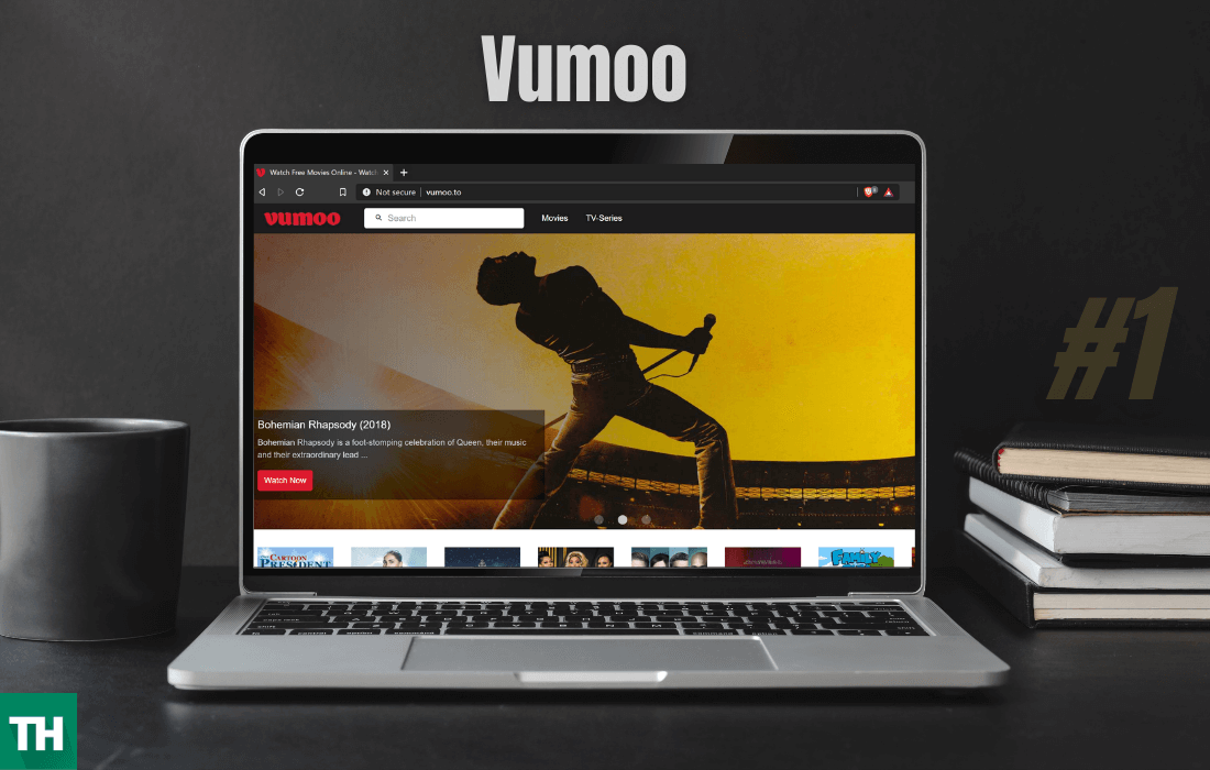 Vumoo - sites like yes movies