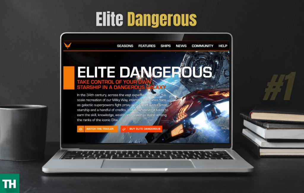 elite dangerous online game alternative