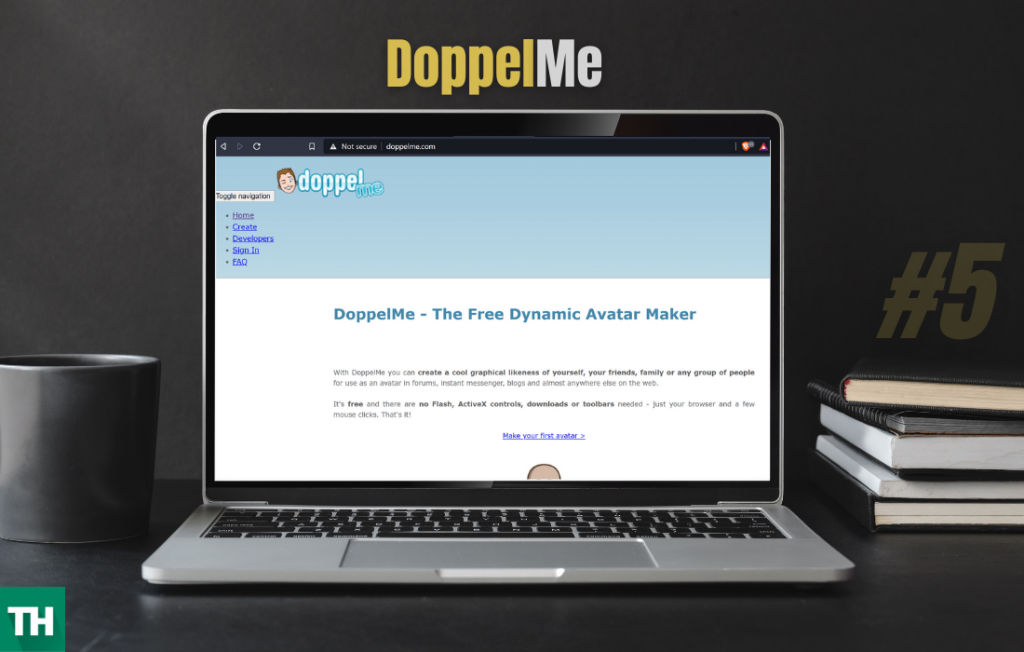 Doppleme Homepage Tektek Alternatives