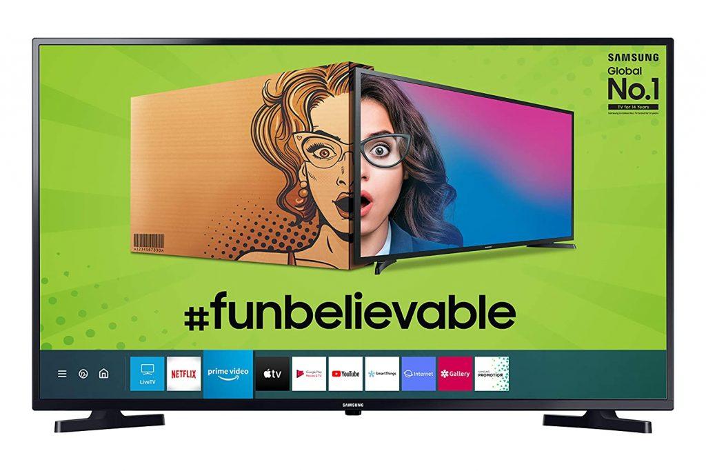 Samsung 43 inches Tv | Best tv under 35000