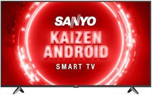 Sanyo 50 inches Kaizen Best Tv under 35000