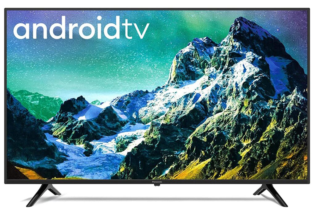 Panasonic 58 inches 4k Ultra HD android smart tv